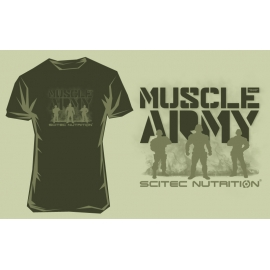 MUSCLE ARMY SOLDIER