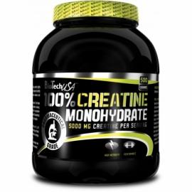 100% CREATINE MONOHYDRATE