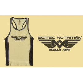 MUSCLE ARMY TANK TOP